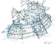 Lurker ship concept art