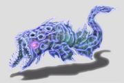 Voltaic eel concept art