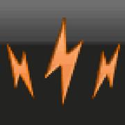 Chain lightning gun icon