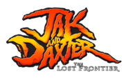The Lost Frontier logo