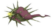 Needle fish concept art