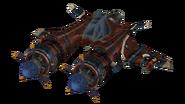NPC Sky Raider render