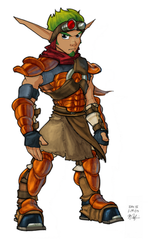 File:Jak from Jak 3 concept art.png