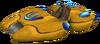 Catacombs rail rider render