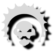 Deadly shield icon