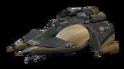 HellCat cruiser render