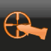 Lock-on missile icon