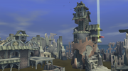 Ruined Tower