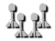 Strike missiles icon