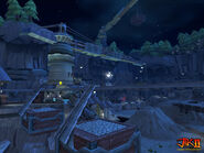 Strip mine from Jak II 1