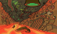 Lava Tube factory concept art