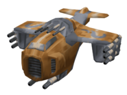 Aeropan heavy fighter render