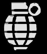 Fragmentation grenades icon