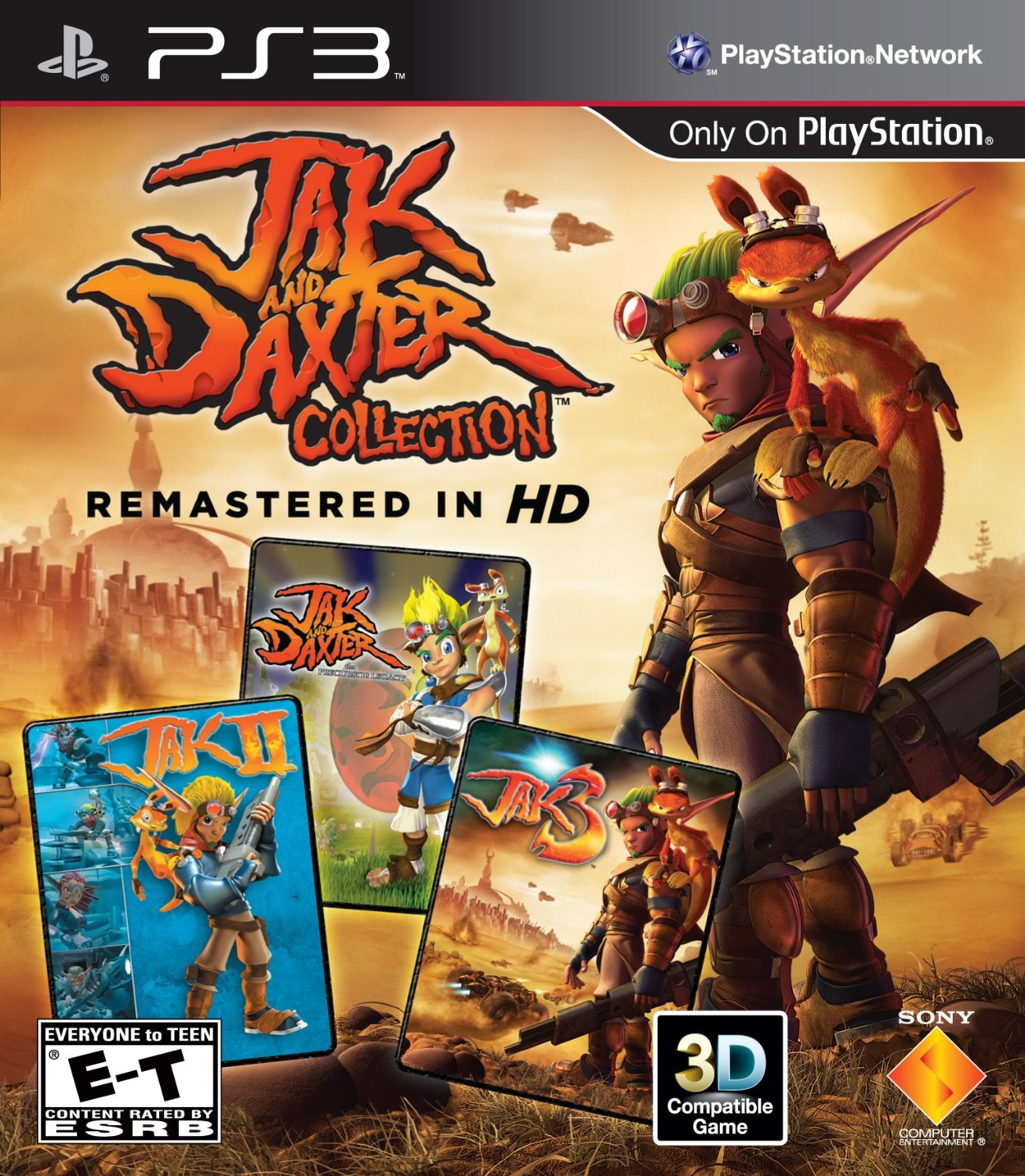 Jak And Daxter Collection Jak And Daxter Wiki Fandom