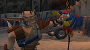 Jak Gets Some Armor