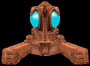 Precursor statue crystal hunt render