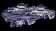 Aeropan gunship render 1