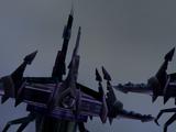Dark satellite
