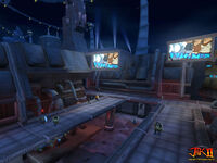 Industrial Section from Jak II screen 1