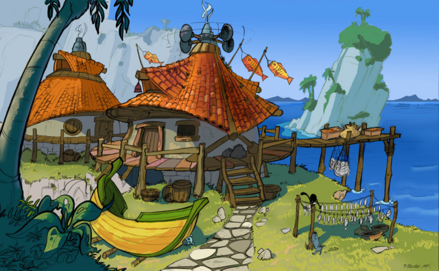 File:Sandover Village concept art 2.png