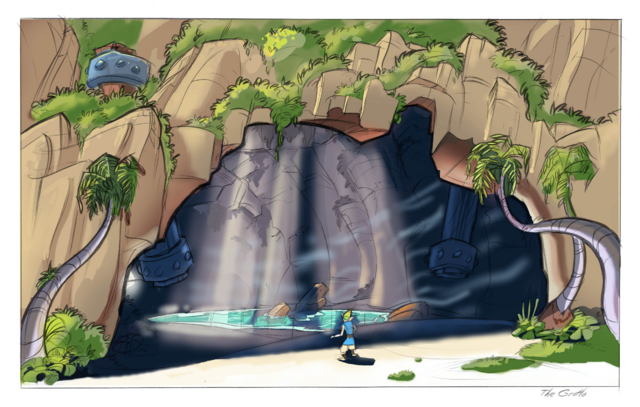 File:Sentinel Beach grotto concept art.png