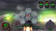 ACS Behemoth's shield drones