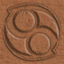 Seal of Mar carving