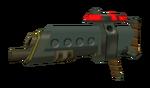 Scatter Gun Morph Gun render