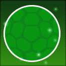 Eco shield icon