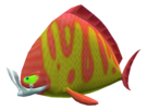 Jungle fish render