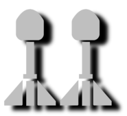 Homing missiles icon