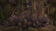 Metal Head egg pods