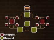 Gunship customization menu