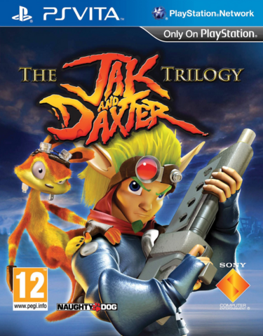 File:Jak and Daxter Collection front cover (Vita) (EU).png
