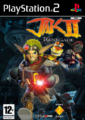 Jak II unused European front cover.png