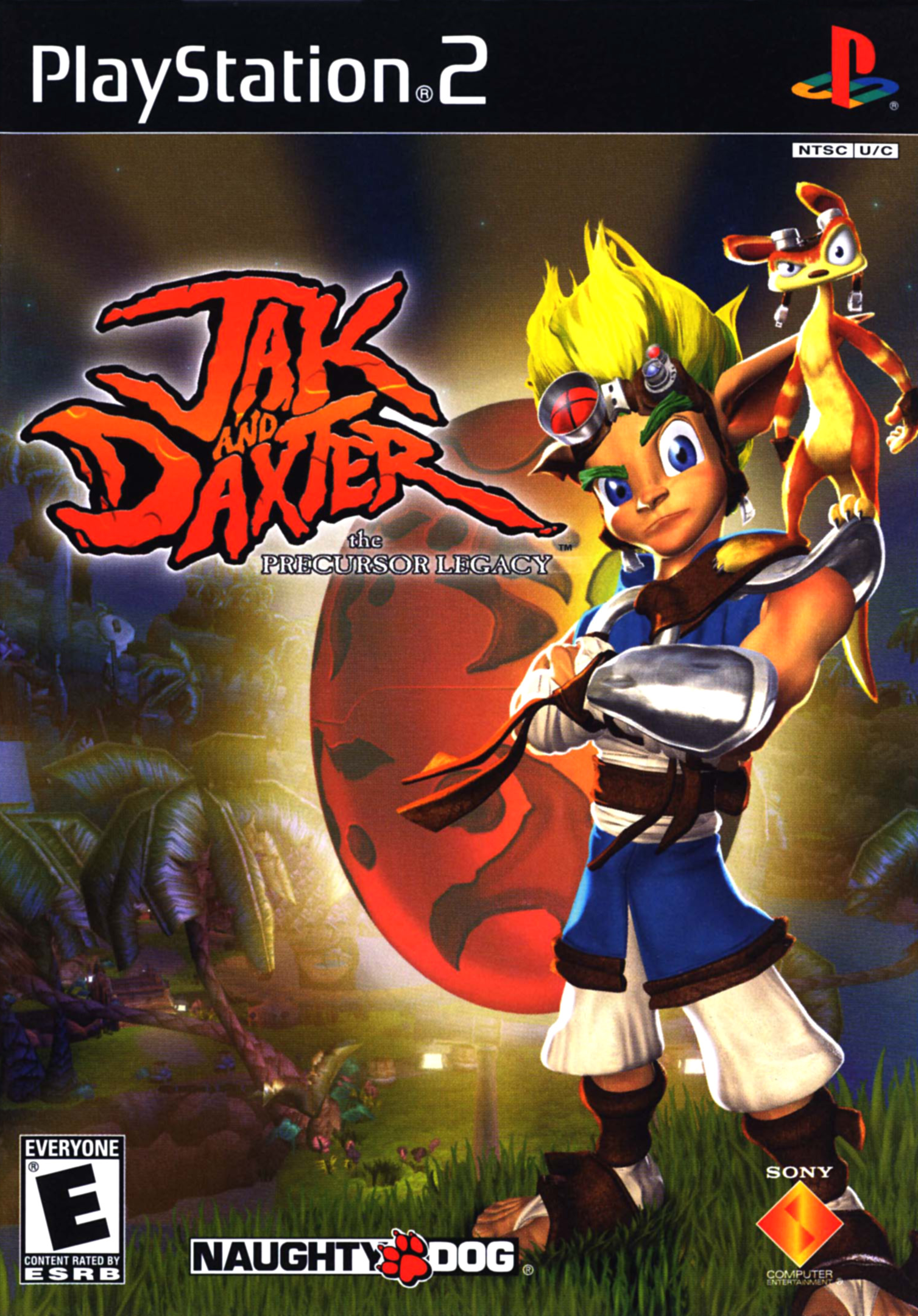 Jak And Daxter The Precursor Legacy Jak And Daxter Wiki Fandom