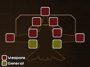 Interceptor customization menu