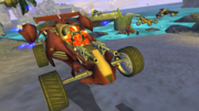 Combat racing screen 3