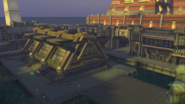 Main Town from Jak II screen 2