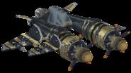 Phoenix's Sky Raider render