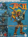 Jak II strategy guide (BradyGames) cover.png