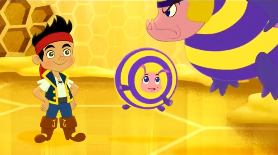 Image - Jake&bumble-Follow the Bouncing Bumble!.jpg   Jake and the ...