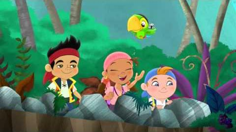 Jake and the Never Land Pirates Disney Junior Theme Song Disney Junior