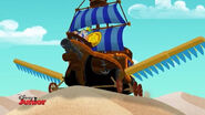 Jake&crew with Mummy-Rise of the Pirate Pharaoh16