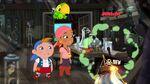Skully Cubby&IzzyInvisible Jake