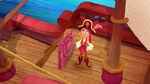 RedJess-Hook's Playful Plant!09