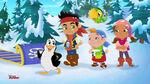Jake&crew-The Legendary Snow-Foot08