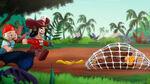 Hook&Smee-The Big Golden Tiki Treasure!07
