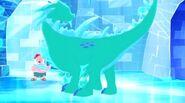 Ice Dragon-Queen Izzy-bella20