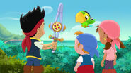 Jake&crew-Jake's Mega-Mecha Sword10